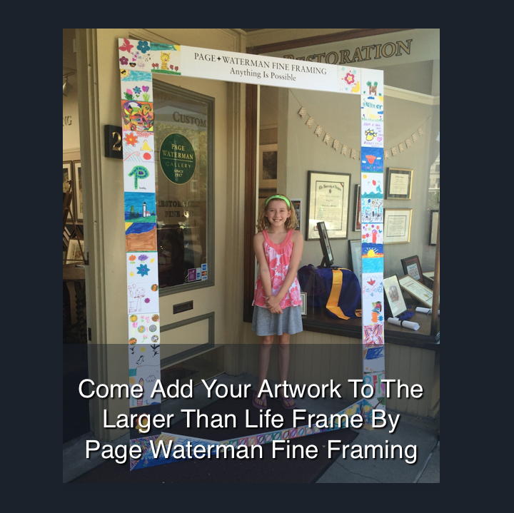page waterman fine framing