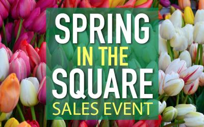 Spring In The Square 2017