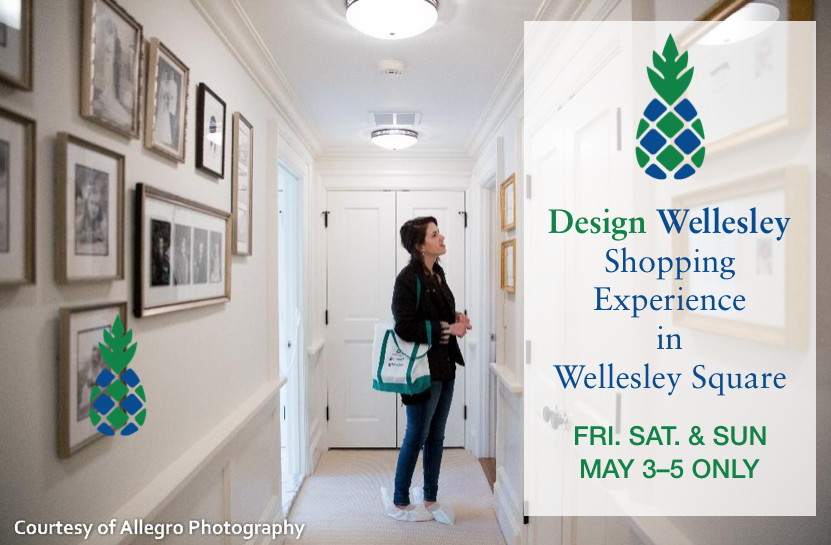 Enjoy the Design Wellesley Shopping Experience in Wellesley Square