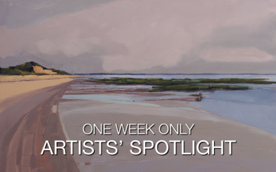 Artists' Spotlight At Page Waterman Fine Framing