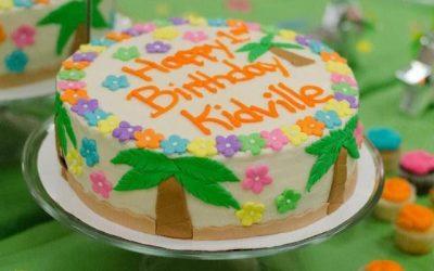Kidville Wellesley 5th Birthday Bash!