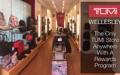 Get 15% OFF Travel Accessories In London Harness When You Purchase Any TUMI Luggage