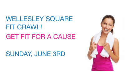 Wellesley Square Fit Crawl 2018