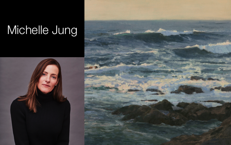 Michelle Jung Artist Event at Page Waterman, Gallery & Framing