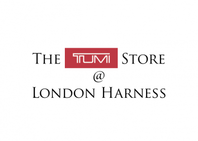 The TUMI Store at London Harness
